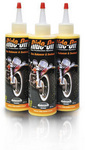 Ride-On Tire Sealant for Motorcycles - 3 Bottles