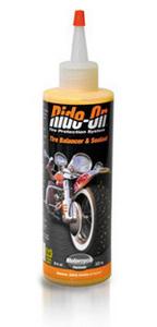 герметик и балансировщик колес для мотоцикла