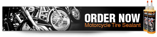 Motorcycle Dynamic Balancer & Tire Sealant